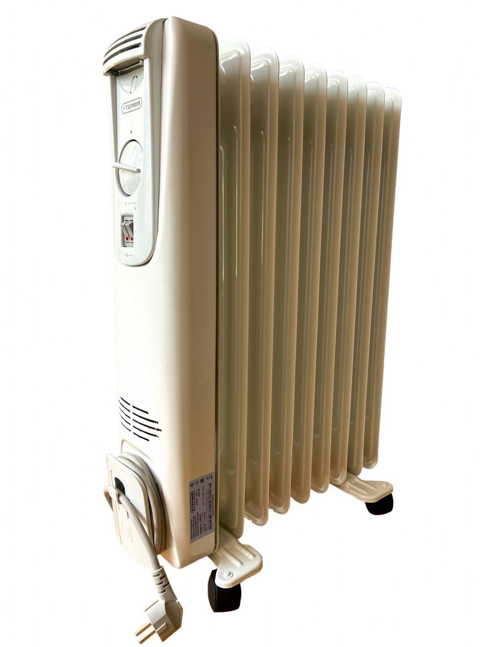 Маслонаполненный радиатор ТЕРМИЯ Н0815