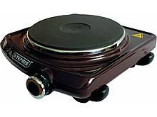 Электроплитка Термия ЕПЧ 1-1,5/220 М2 с чугунной конфоркой (коричневая)