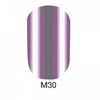 Гель-лак Naomi Metallic Collection M30, 6 мл