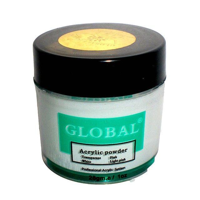 Акриловая пудра GLOBAL