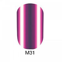 Гель-лак Naomi Metallic Collection M31, 6 мл