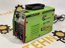 Инверторный сварочный аппарат Procraft SP-295.