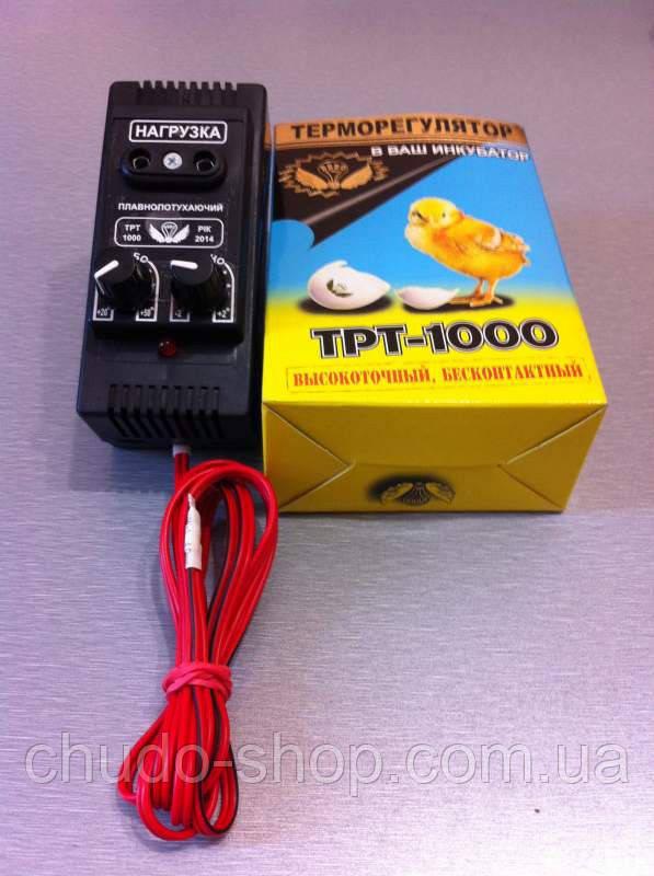 Терморегулятор для инкубатора высокоточный бесконтактный ТРТ - 1000
