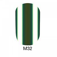 Гель-лак Naomi Metallic Collection M32, 6 мл