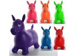 Стрибуни-конячки 6 кольорів MS 0001 ТМ ABTOYS