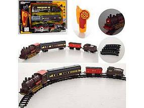 Дорога залізна 86-86см, радіокерування, локомотив 23см PYM52-53 ТМ ABTOYS