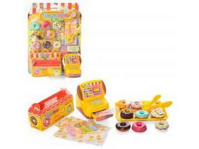 Магазин солодощі, касовий Апарат, купюри 28-20-7см KDL888-11B ТМ ABTOYS