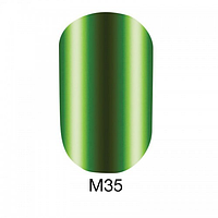 Гель-лак Naomi Metallic Collection M35, 6 мл