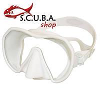 Маска для подводного плавания Beuchat Maxlux S (белая)