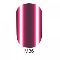 Гель-лак Naomi Metallic Collection M36, 6 мл