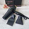 Профессиональный фен для волос Gemei GM 1771 2100 Вт / Фены, фото 3