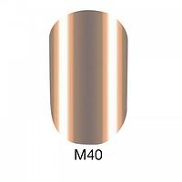 Гель-лак Naomi Metallic Collection M40, 6 мл