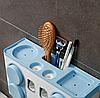 Автоматичний диспансер для зубної пасти 4 в 1 / Утримувач для зубної щітки, фото 4