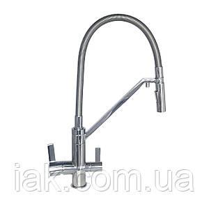 Змішувач для кухні під осмос TOPAZ SARDINIA TS 8812-H24 хром
