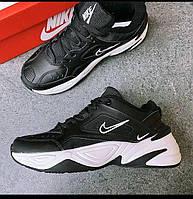Оригиналы мужские кроссовки Nike Monarch, черные, повседневные найк монарх осенние