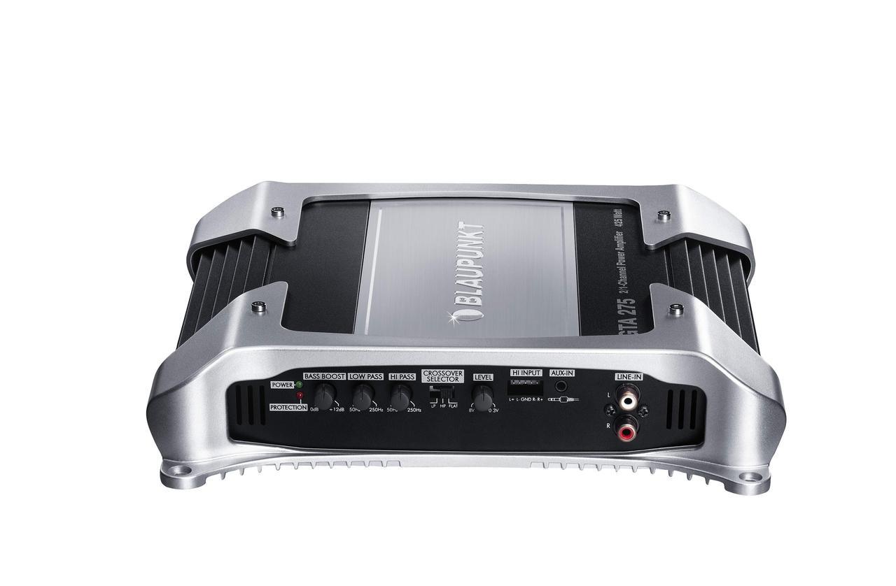 Автомобільний підсилювач Blaupunkt GTA-275 2-канальний