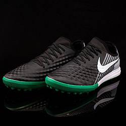 Сороконожки футбольные Nike Magista X Finale II TF черные