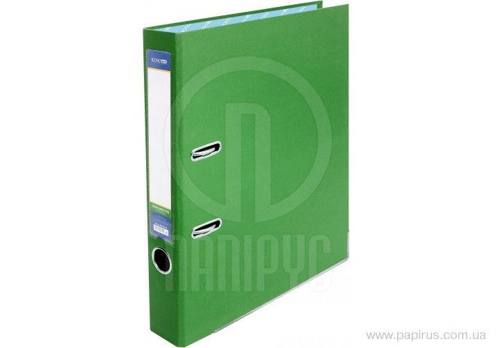 Папка-регистратор, А4, Economix, 70мм, зелёный