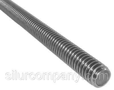 Шпилька різьбова метрична DIN 975 M16x1000 8,8 ліва різьба