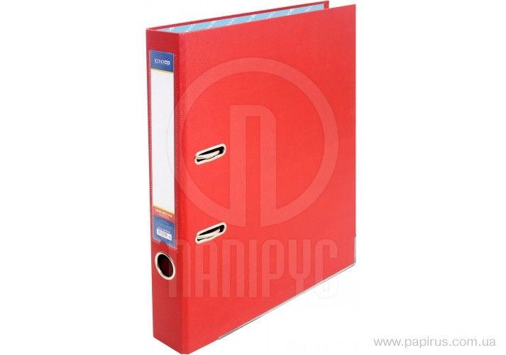 Папка-регистратор, А4, Economix  70мм, красный