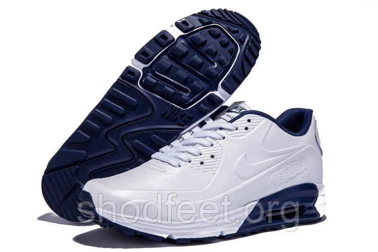 Мужские кроссовки Nike Air Max 90 Lunar SP White