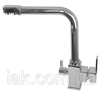 Змішувач для кухні під осмос Globus Lux GLLR-0100