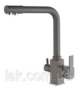 Змішувач для кухні під осмос Globus Lux GLLR-0100-2-ARENA