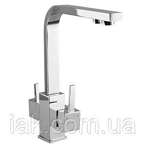 Змішувач для кухні під осмос Globus Lux GLLR-0111