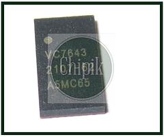 Микросхема VC7643-62 для Xiaomi Redmi 7, 7A, 9, K40, Poco F3, Oppo A9 2020, A91, F11, F15, Honor 20 Lite