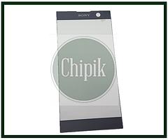 Стекло для переклейки дисплея Sony Xperia XA2 H3113, H4113, серое