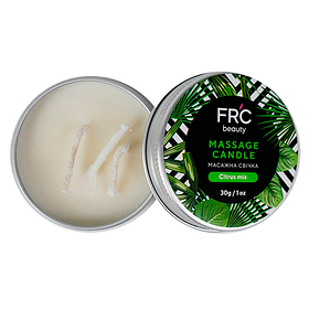 Массажная свеча для рук FRC Beauty - Citrus mix, 30g