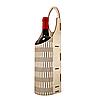 Коробка для вина на одну пляшку з фанери, фото 2