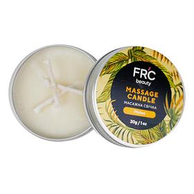 Массажная свеча для рук FRC Beauty - Melon, 30g