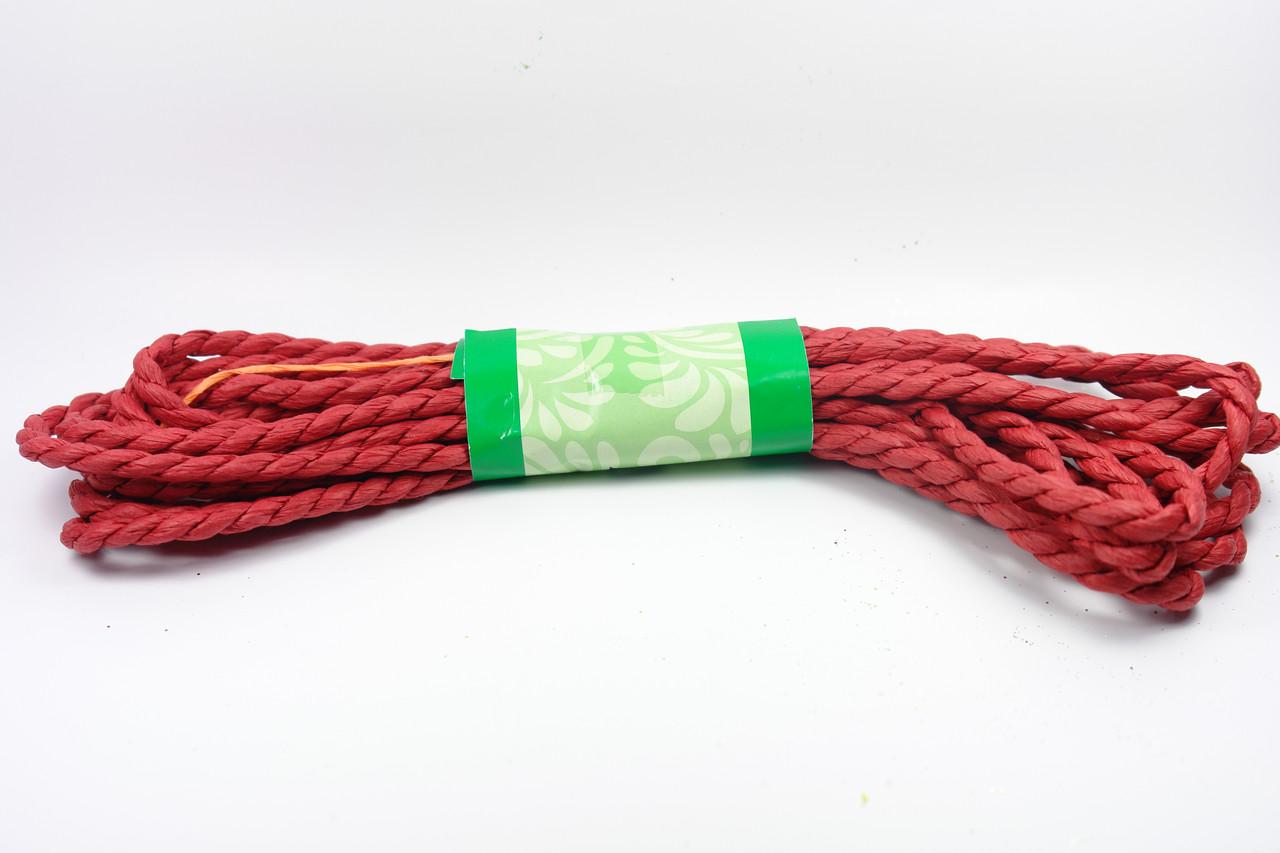 Веревка из рафии толстая 5 м - Happy Day в Чернигове