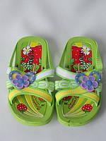 Тапочки детские резиновые с рисунками, фото 1