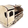 Виробництво подарункових коробок пеналів для вина з фанери, фото 2