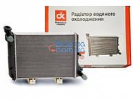 Радиатор охлаждения ВАЗ 2101, 2102, 2103, 2106 (ДК)