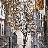 """Набір для вишивки нитками на канві з фоновим зображенням """"Після дощу"""", фото 4"""
