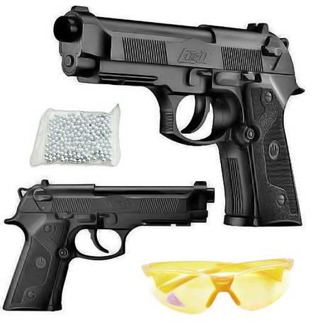 Пневматический пистолет Beretta Elite 2, фото 2