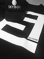 Термопечать логотипа на текстильной продукции