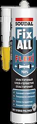 Клей-герметик SMX-полімер FIX ALL Soudal