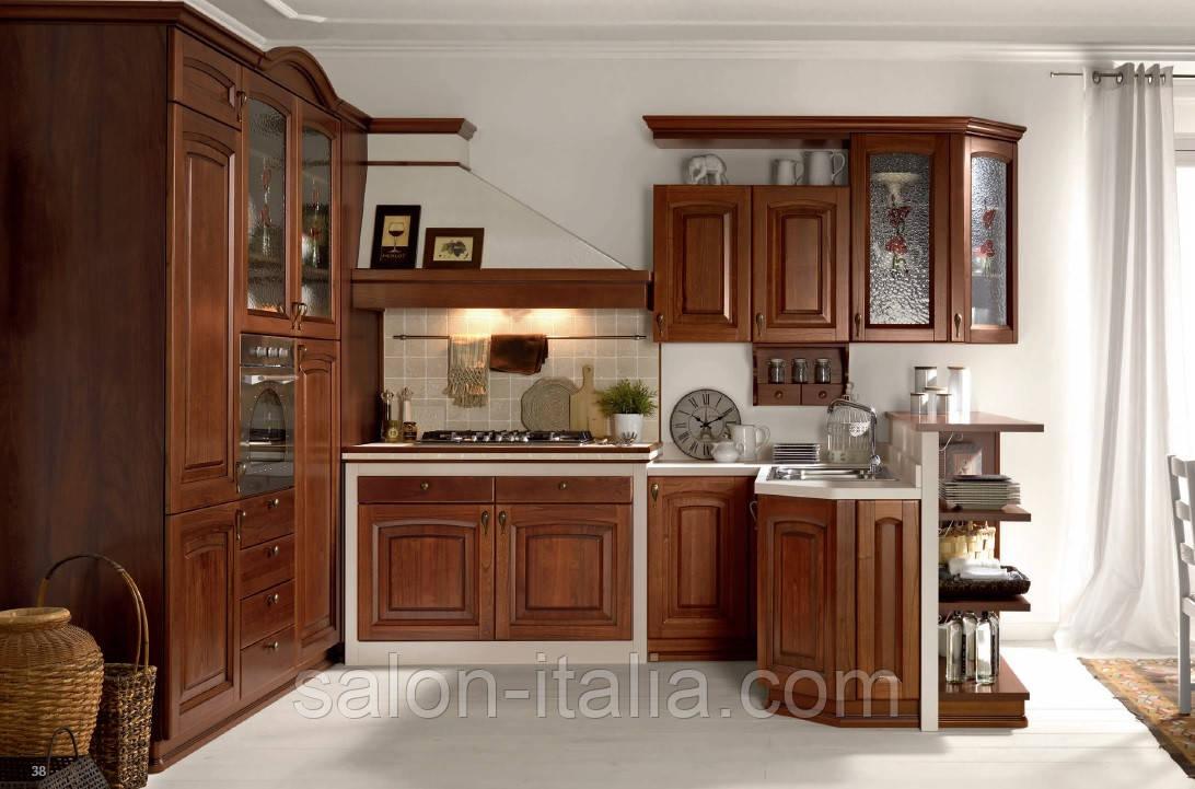 Кухня DUCALE Noce від Astra Cucine (Italia)