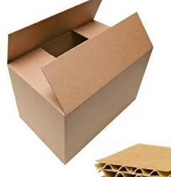 Картонная коробка для упаковки