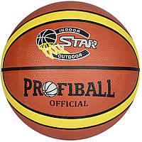 М'яч Баскетбольний Profiball Official, фото 1