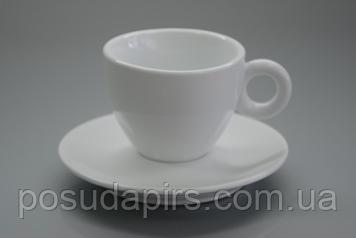 """Чашка с блюдцем """"illy""""(150мл) F2532+F2533"""