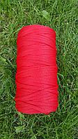 ПЭФ шнур 5мм Красный мак 138метров