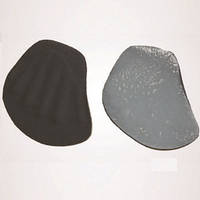 Силіконові метатарзальные вкладки з тканинним покриттям - Ersamed SL-509K