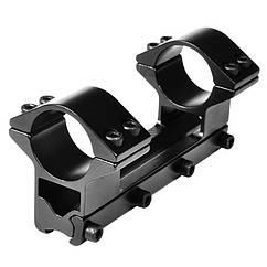 Кріплення на зброю для оптичного прицілу, на базі GM-001 (2x25mm)