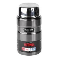 Термос для їжі Thermos King-Flask 710 мл Gun Metal (173034)