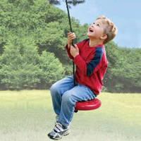 """Качели """"Ромашка"""" на канате для детской площадки, фото 1"""